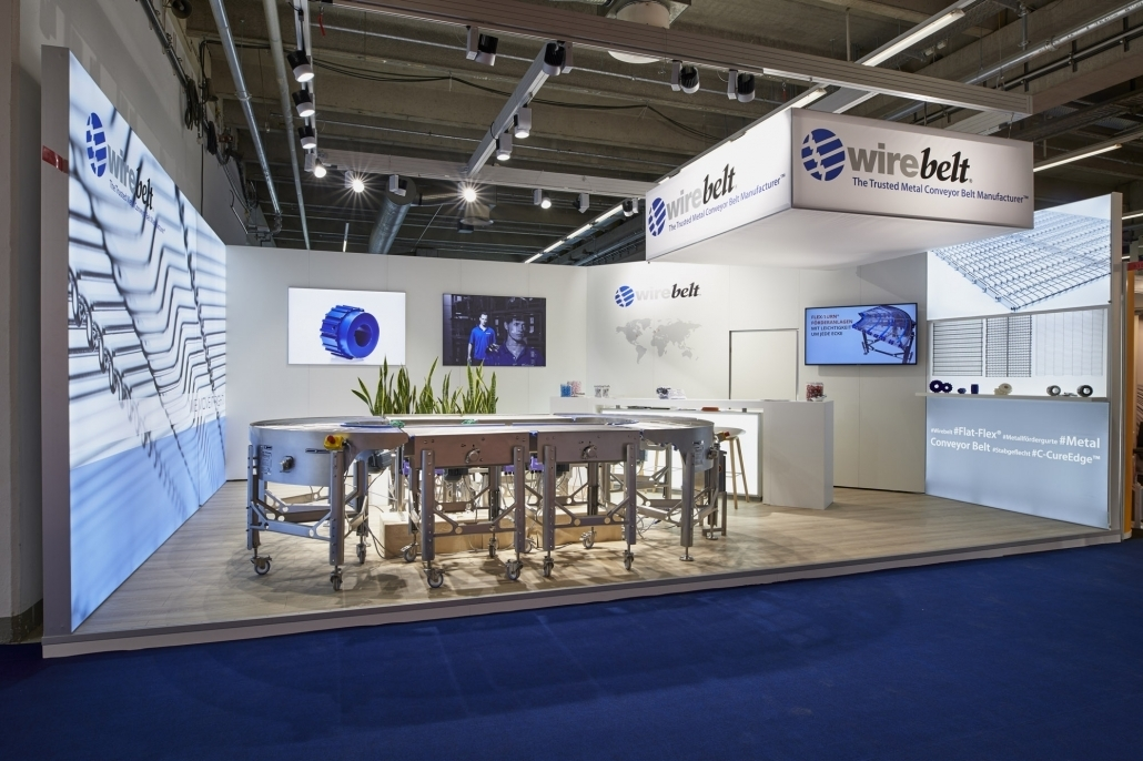 Messefotografie IFFA Frankfurt, Messedesign, Messebau, Industriefotografie, Kommunikation, Ramona Petrolle, hmb Messebau